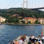 Istanbul Bosphorus and Dolmabahce Palace
