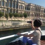 Istanbul Dolmabahce Palace and Asia Side